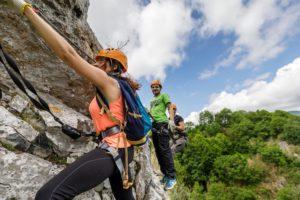 Couserans roc aventure moulis enterrement de vie de garçon st girons horizon vertical