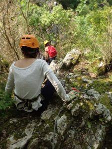 Roc Aventure ; Moulis ; Institutions; centre de loisirs; vacances ; scout ; St-Girons
